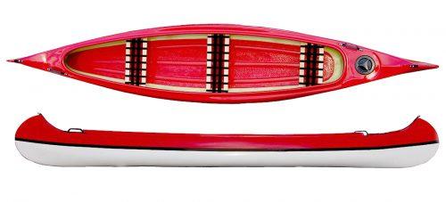 kanot röd